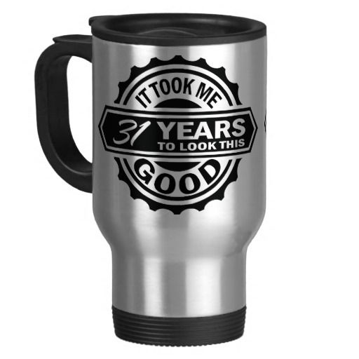Birthday Gifts Ideas 31st 15 Oz Stainless Steel Travel