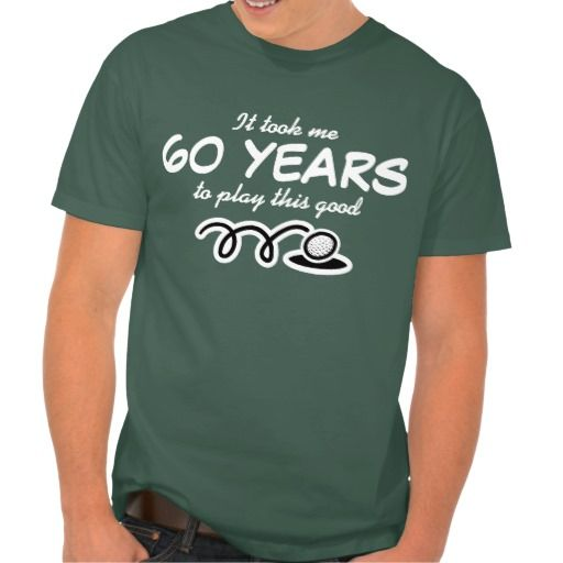 Birthday Gifts Ideas 60th Shirt For Men