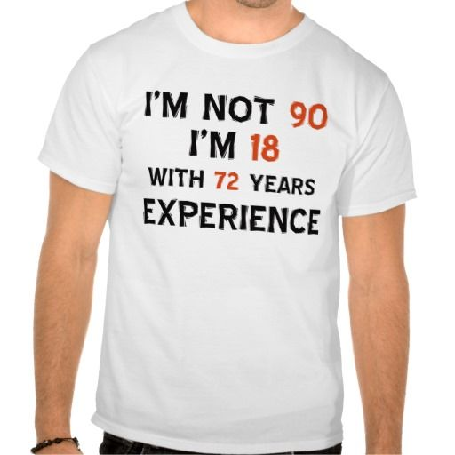 Birthday Gifts Ideas 90th Cool Designs T Shirt