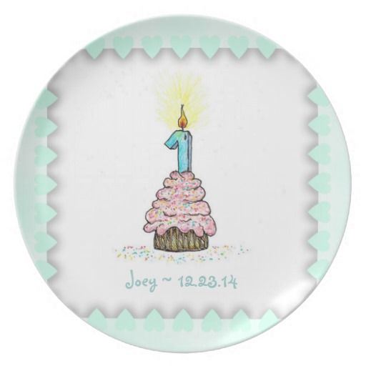 Birthday Gifts Ideas Babys First Cupcake Art Keepsake