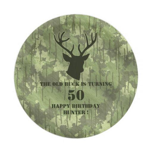 Birthday Gifts Ideas Hunting Mens Buck Animal Birthday Party Funny