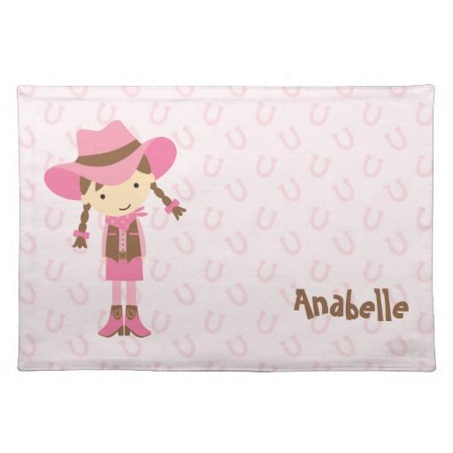 Birthday Gifts Ideas Pink Cowgirl Personalized Birthday Girl