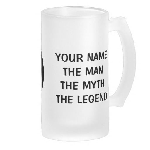 Birthday Gifts Ideas The Man Myth Legend Beer Mug For 60th
