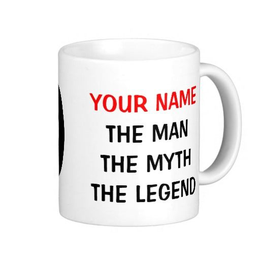 Birthday Gifts Ideas The Man Myth Legend Mug For 50th Men