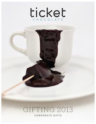 Amazing Corporate Gifting Ideas for 2013!  Hot Chocolate on a Stick?!?  YUM!   C...