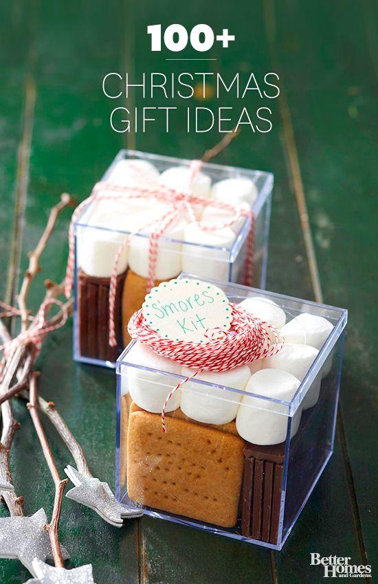 DIY Gifts : 100+ Homemade Christmas presents, handmade food gifts ...