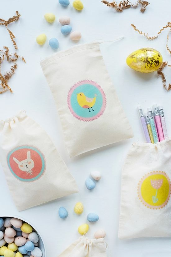 Diy gifts create easter treat bags for your little ones this diy gifts 2018 2019 negle Image collections