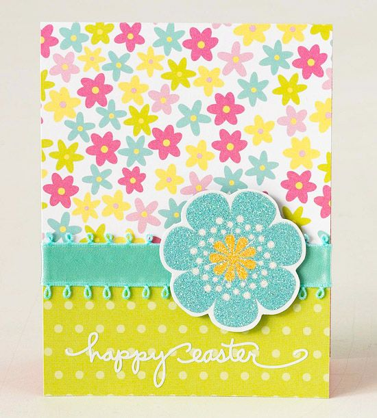Diy gifts find inspiration from these quick and easy easter cards diy gifts 2018 2019 negle Images