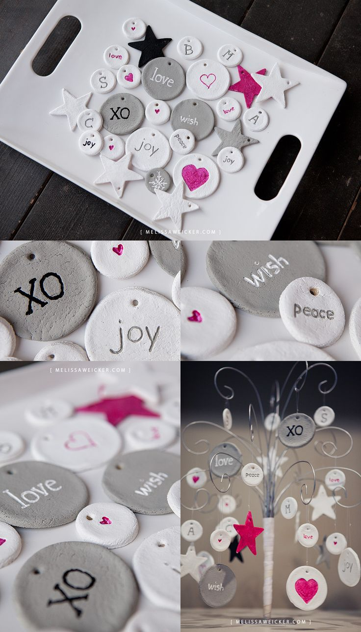 diy wrapping gifts inspiration salt dough othere recipe better