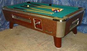 Free Giveaway Pool Table Valley Coin Operated Bar Table - Valley coin operated pool table
