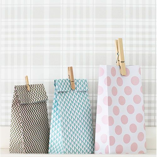 Diy gift wrapping ideas do it yourself gift bags for added diy gift wrapping ideas solutioingenieria Choice Image
