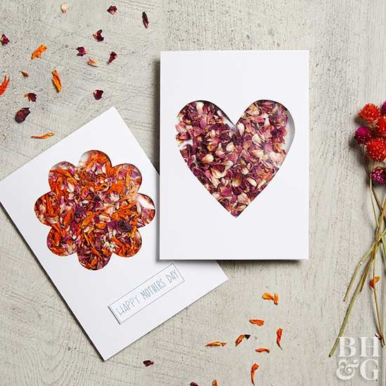 diy gifts send mom a pretty and heartfelt card this mother s day