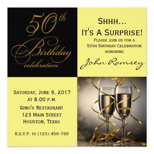 Birthday gifts ideas surprise 50th birthday party invitations birthday gifts surprise 50th birthday party invitations filmwisefo Gallery