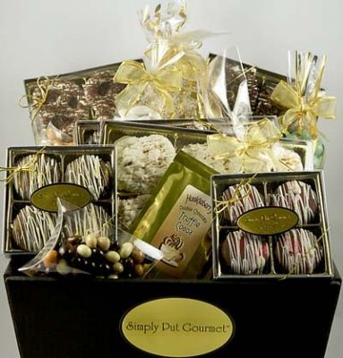 Corporate Gifts Ideas     Executive Gift Baskets   Simply Put Gourmet – gift b...