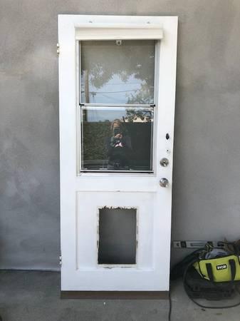Free Giveaway : Free 32x80 exterior door (Huntington Beach ...