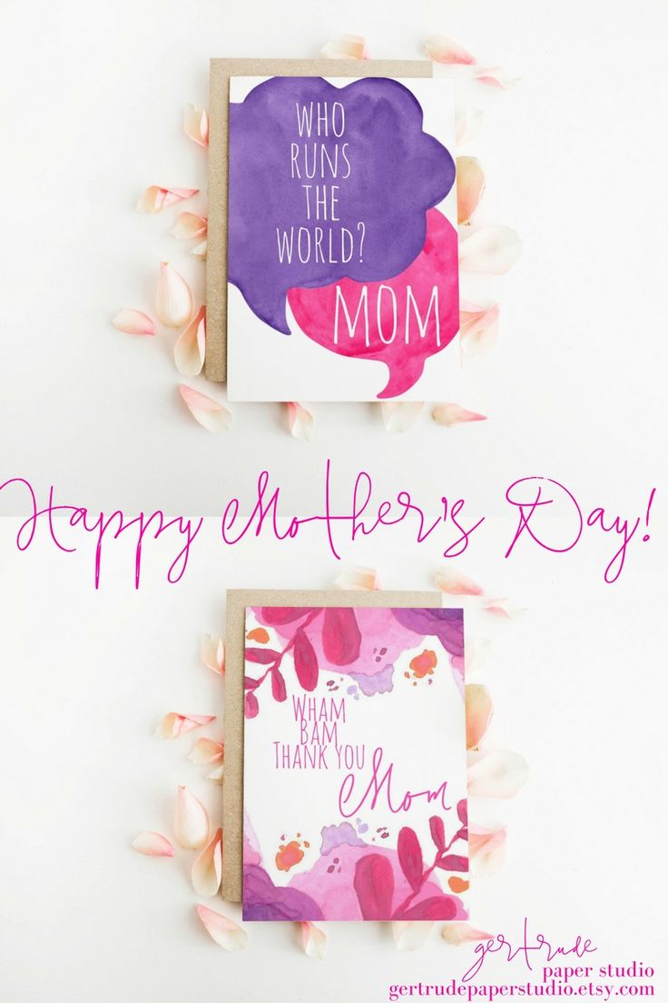 Mothers Day Gift Ideas Funny Greeting Cards Birthday For