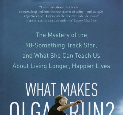 Mom Birthday Gifts What Makes Olga Run Is The Story Of A Retired School Teacher Who Went Looking Fo
