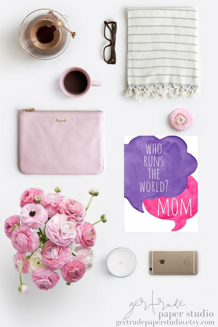 Mother\'s Day Gift Ideas : Beyonce Knows Who Runs the World…MOM ...