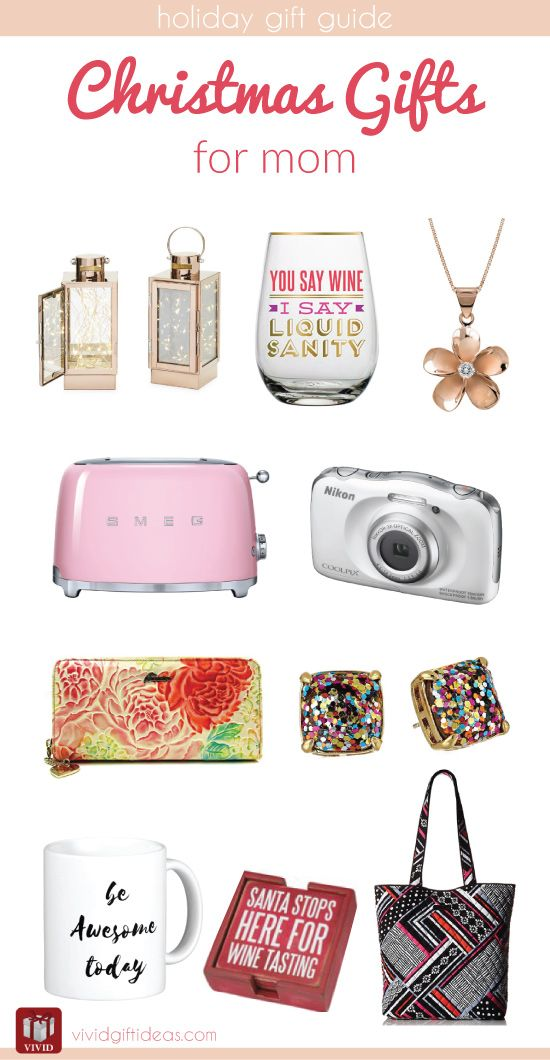 Mother's Day Gift Ideas : Holiday Gift Guide for Mom and mother in