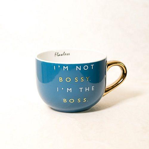 Im The Boss Coffee Mug | Gifts for grandma Mothers Day