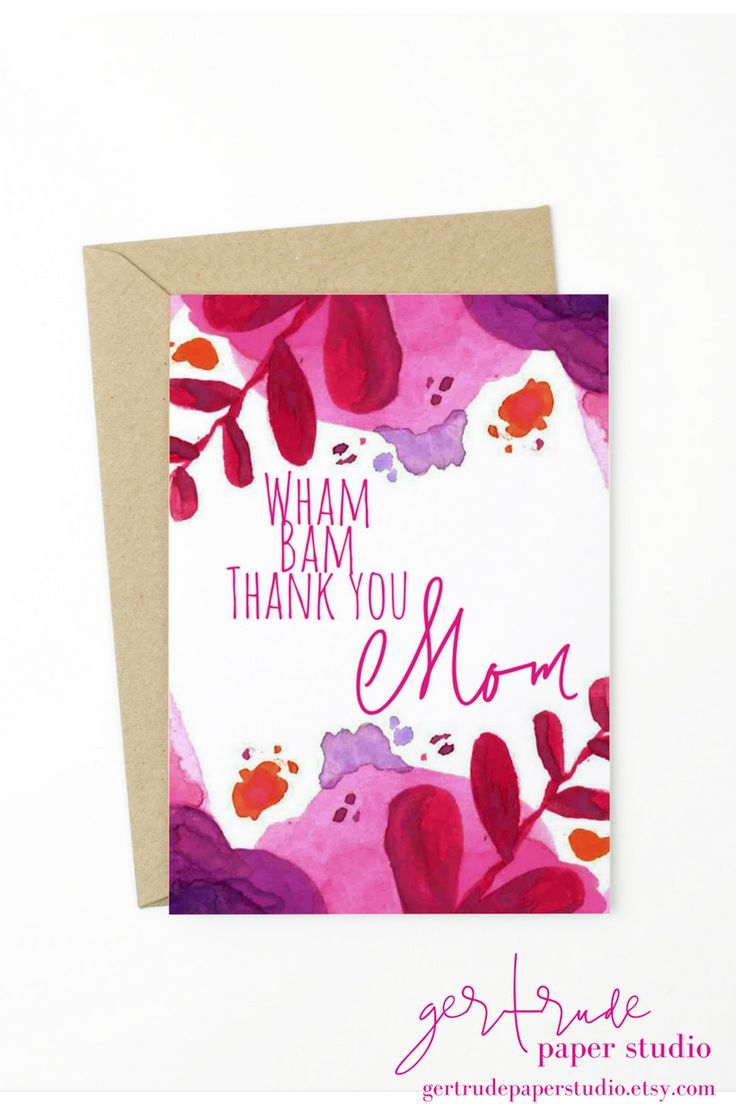 Mothers Day Gift Ideas What A Sweet Card For Mom Funny Greeting