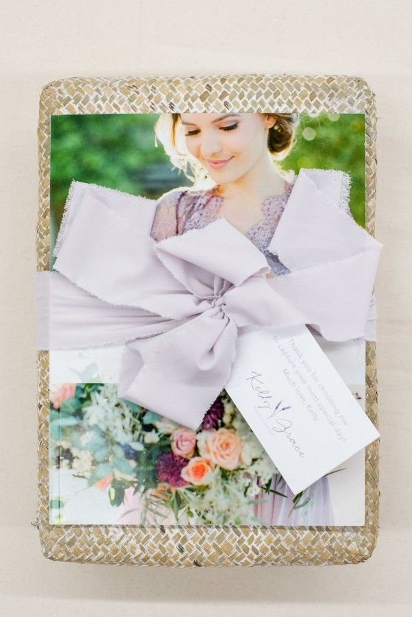 Creating the ideal client gift that will leave a lasting impression on Kelly Gra...