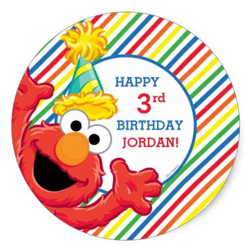 Birthday Gifts Ideas Sesame Street