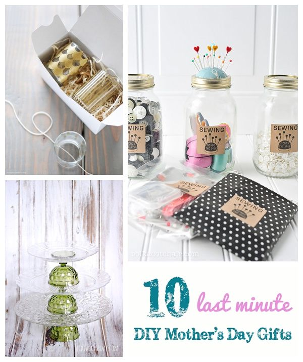Mother S Day Gift Ideas 10 Last Minute Easy Diy Mother S Day Ideas