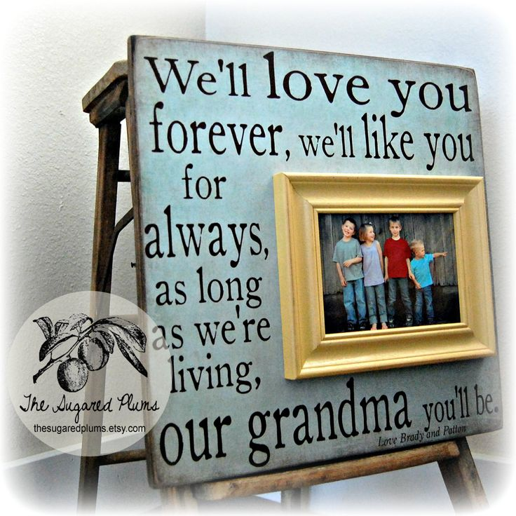 Mothers Day Gift Ideas For Grandma