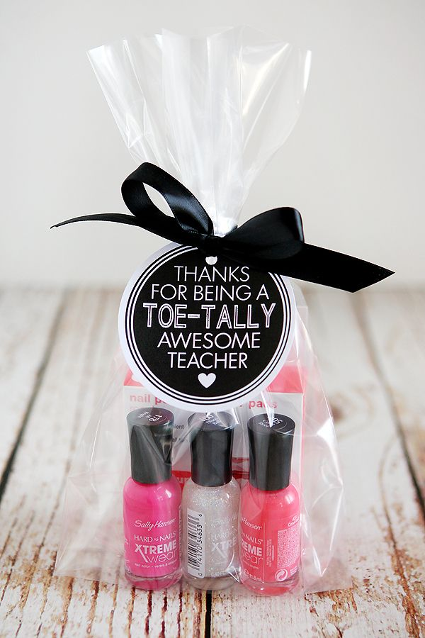 MORE of the Best Teacher Appreciation Printables 4