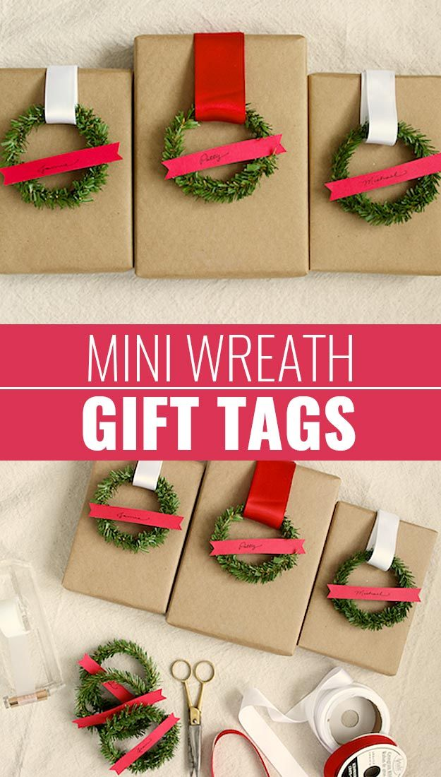 DIY Gift Wrapping Ideas - How To Wrap A Present - Tutorials, Cool Ideas and Inst...