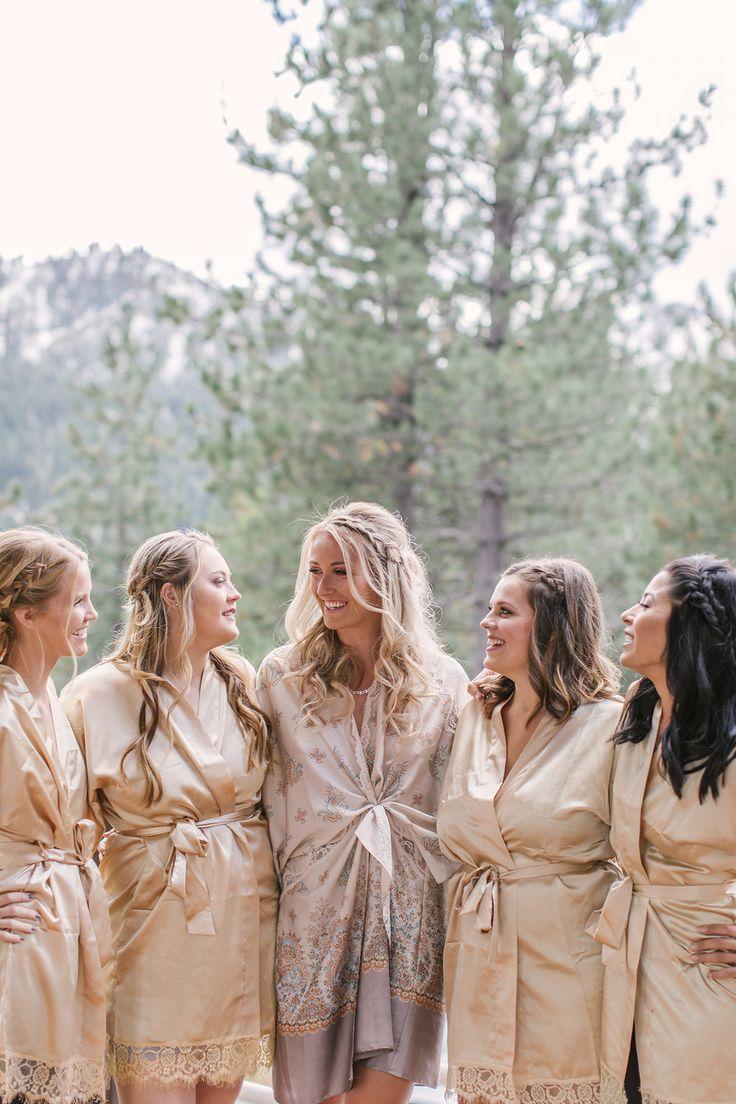 bridesmaid gift ideas gorgeous lake tahoe wedding the