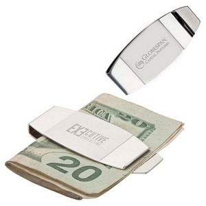 Corporate Gifts Business Card Cases - Money Clip