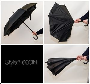 Corporate Gifts  : Corporate Gifts  : New The Rebel inverted style umbrella. Kee...