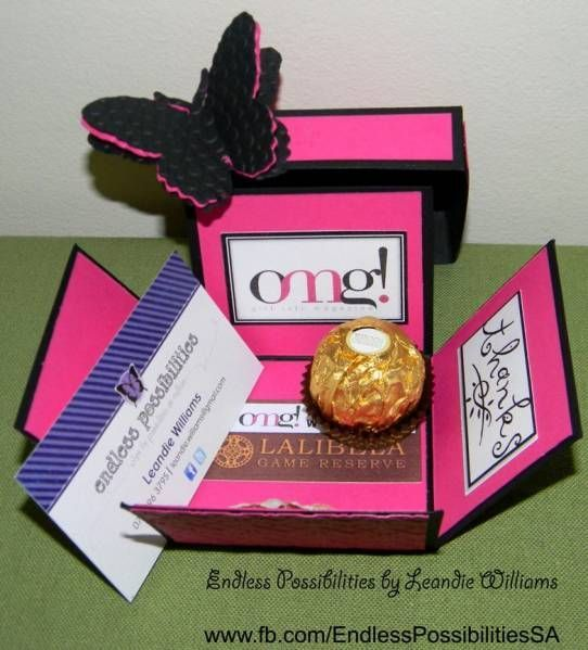 Corporate Gifts  : Corporate gift by Leandie1984  Cards and Paper Crafts at Spli...