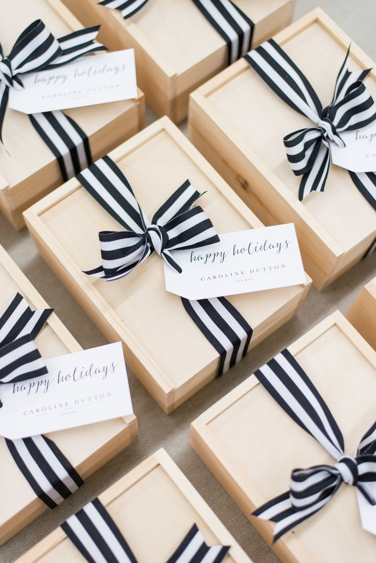 Corporate Gifts Ideas Modern Client Gifts For Dc Wedding Planner
