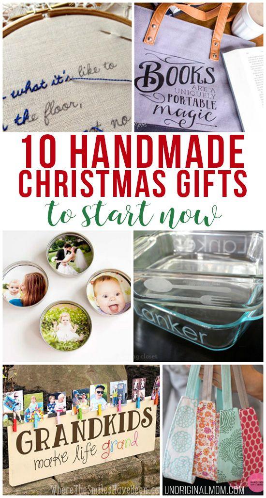 DIY Gifts 2018 /2019