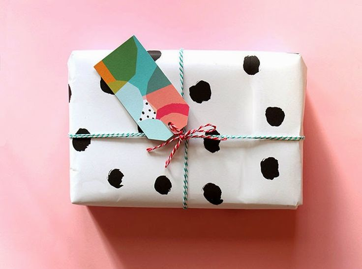 13 Creative wrapping gift DIY's