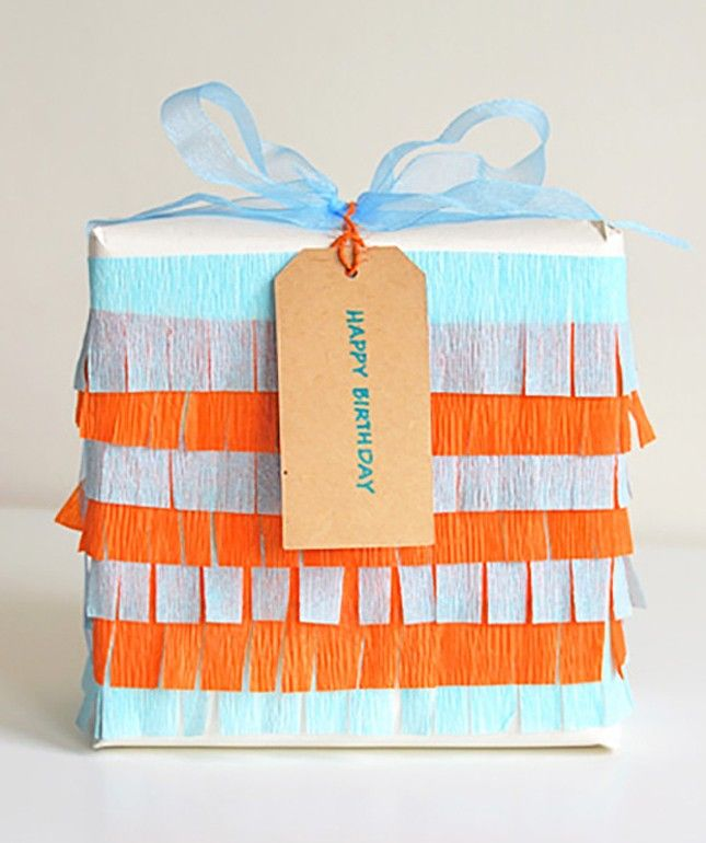 Gifts Wrapping Ideas 14 Adorable Gift For Kids