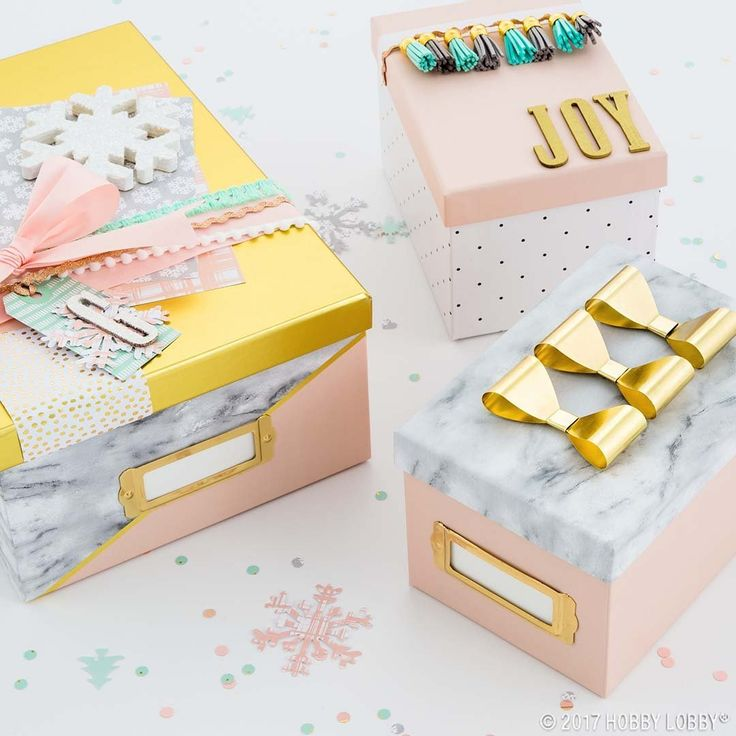 Are you getting ready to start gift wrapping? Think outside the box with trendy ...