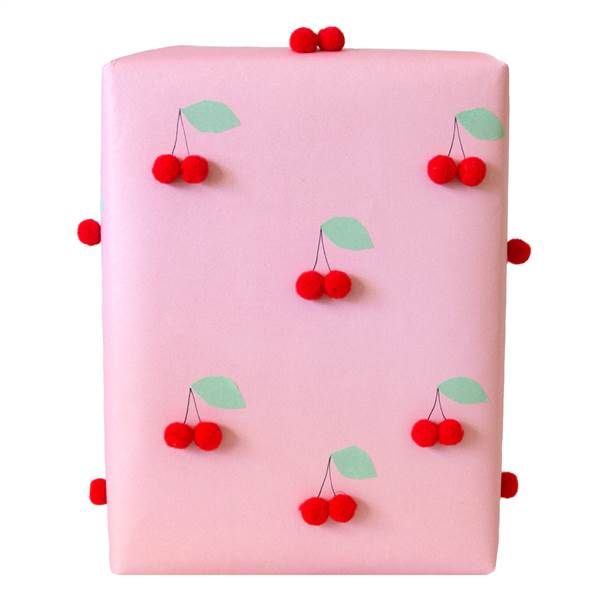 Cheery cherry wrap how-to