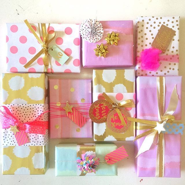 Gifts Wrapping Ideas Christmas Gift Wrap By Little Paper Lane Www
