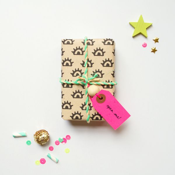 Holiday Tags and Wrap♡