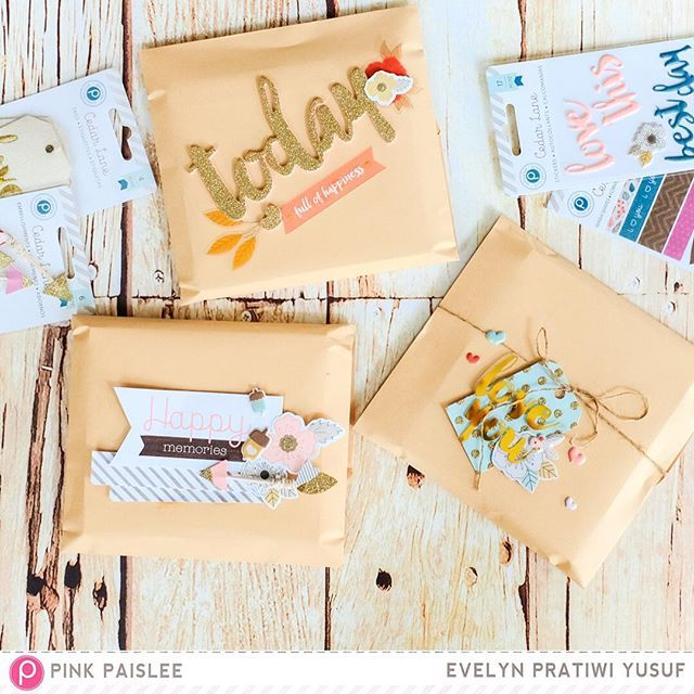 I love decorating my package before I send or give it to my clients or someone t...