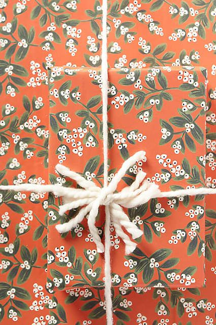 Parcel & Present Wrapping Sheets - anthropologie.com
