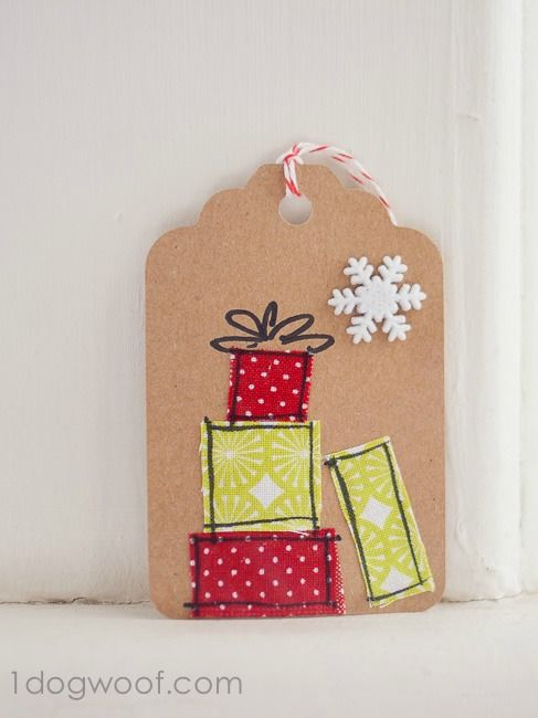Christmas Gift Tags - Mums Make Lists