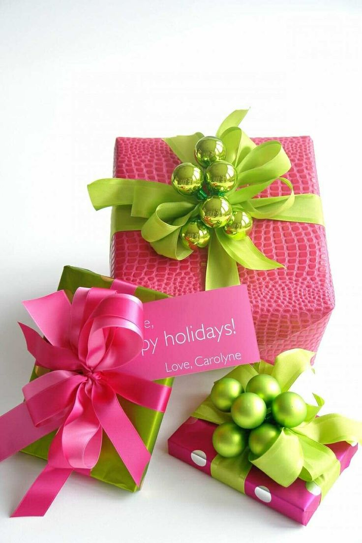 Gifts Wrapping & Package : Christmas holiday gift wrap idea: hot ...