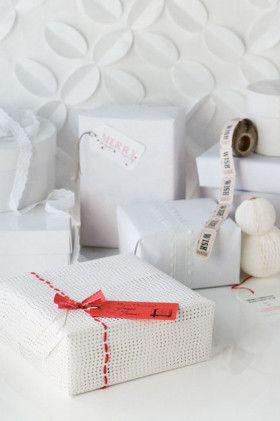 Creative Christmas wrapping image 8