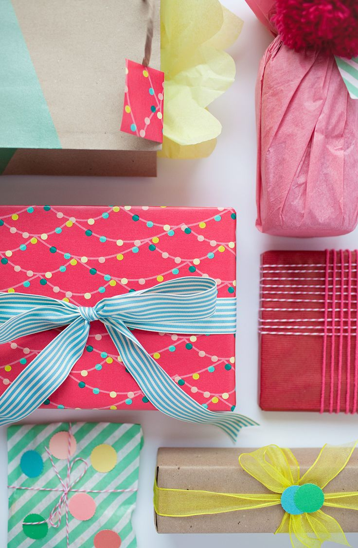 Gifts Wrapping & Package : DIY Christmas Gift Wrap Ideas ...
