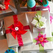 How to Make Felt Gift Toppers